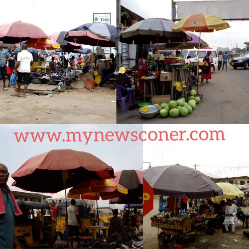 Traders using Umbrellas Warned to Stay off major roads in Owerri – Imo Entraco