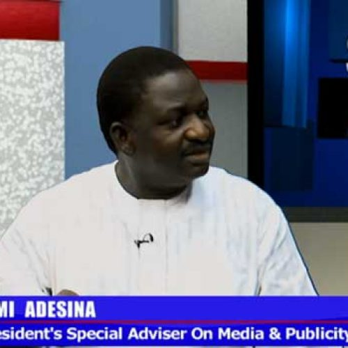 I Don't Know Who Is Paying For Buhari's Treatment – Femi Adesina