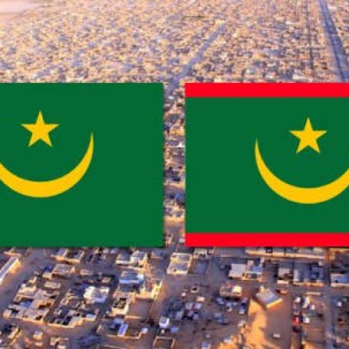 Mauritania changes flag, abolishes Senate