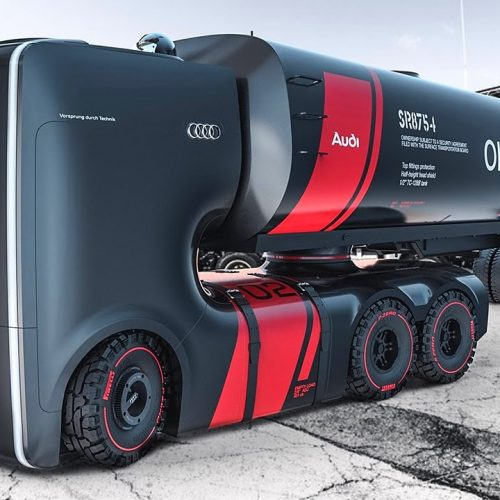 Audi set to blow your mind with Future Trucks