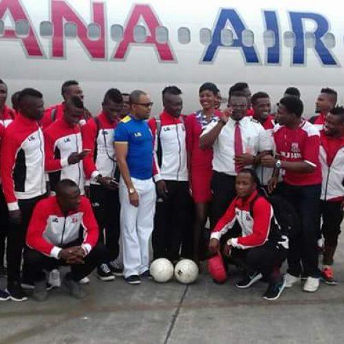 DANA Air Partners Naze Milionaires-Heartland FC (Photos)