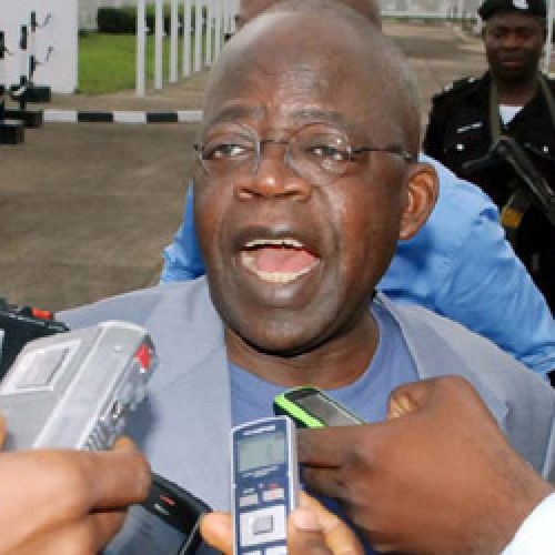 Tinubu roars: Repair Nigeria now for Better or never