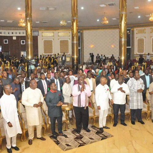 Governors of South-East, South-South hypes One Nigeria, condemns marginalization and quit notices