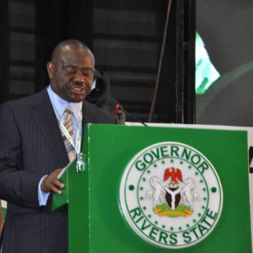 Gov Wike to NASS: Don't Skew Electoral Act To Suit Personal Ambition