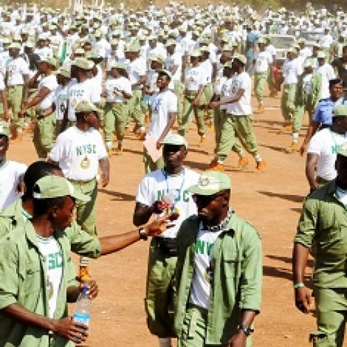 NYSC Corps posted to Borno Members Relocated