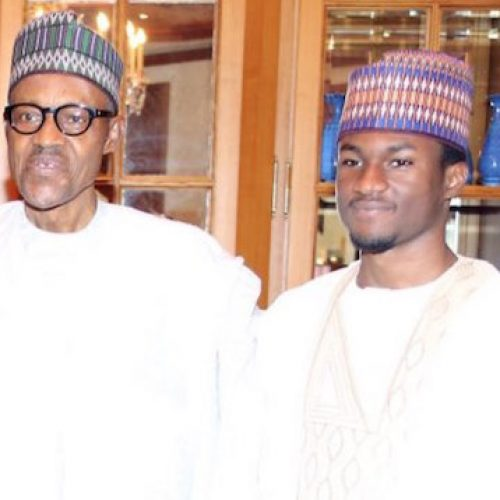 President Buhari and family thanks God over Yusuf's Speedy Recovery.