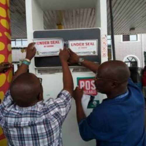 Fuel Pump Price: DPR Seals More Fuel Stations In Imo