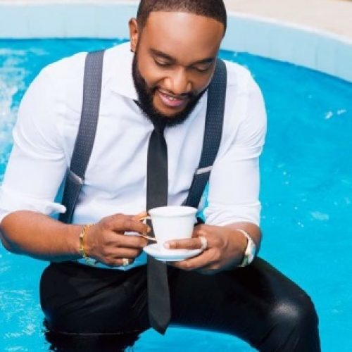 Kcee Goes Gentle, cuts dread haircut to look like a student