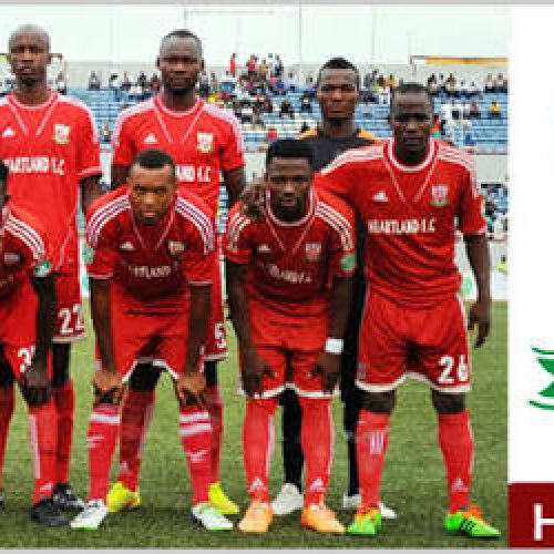 Heartland Football Club, a Brand in the Committee of Football Clubs in Nigeria