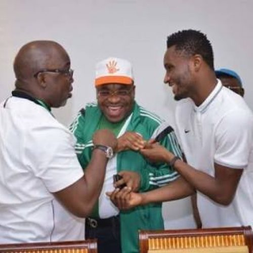 Mikel Obi, Victor Moses, others makes Super Eagles 30-Man World Cup Provisional List