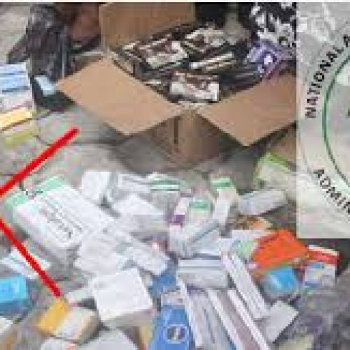 TRAMADOL: 35 and more containers seized at ports -NAFDAC