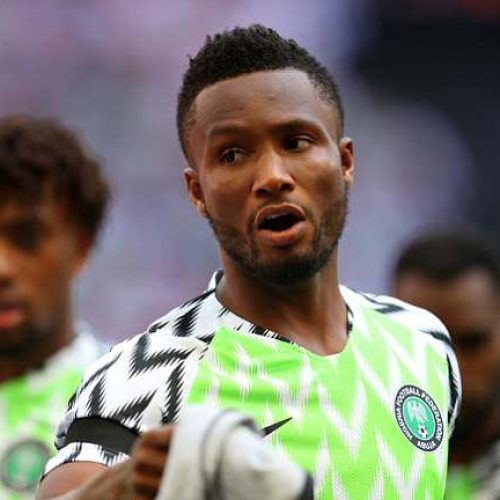 Help Us Oh God of Soccer!!! Nigerians pray for Victory