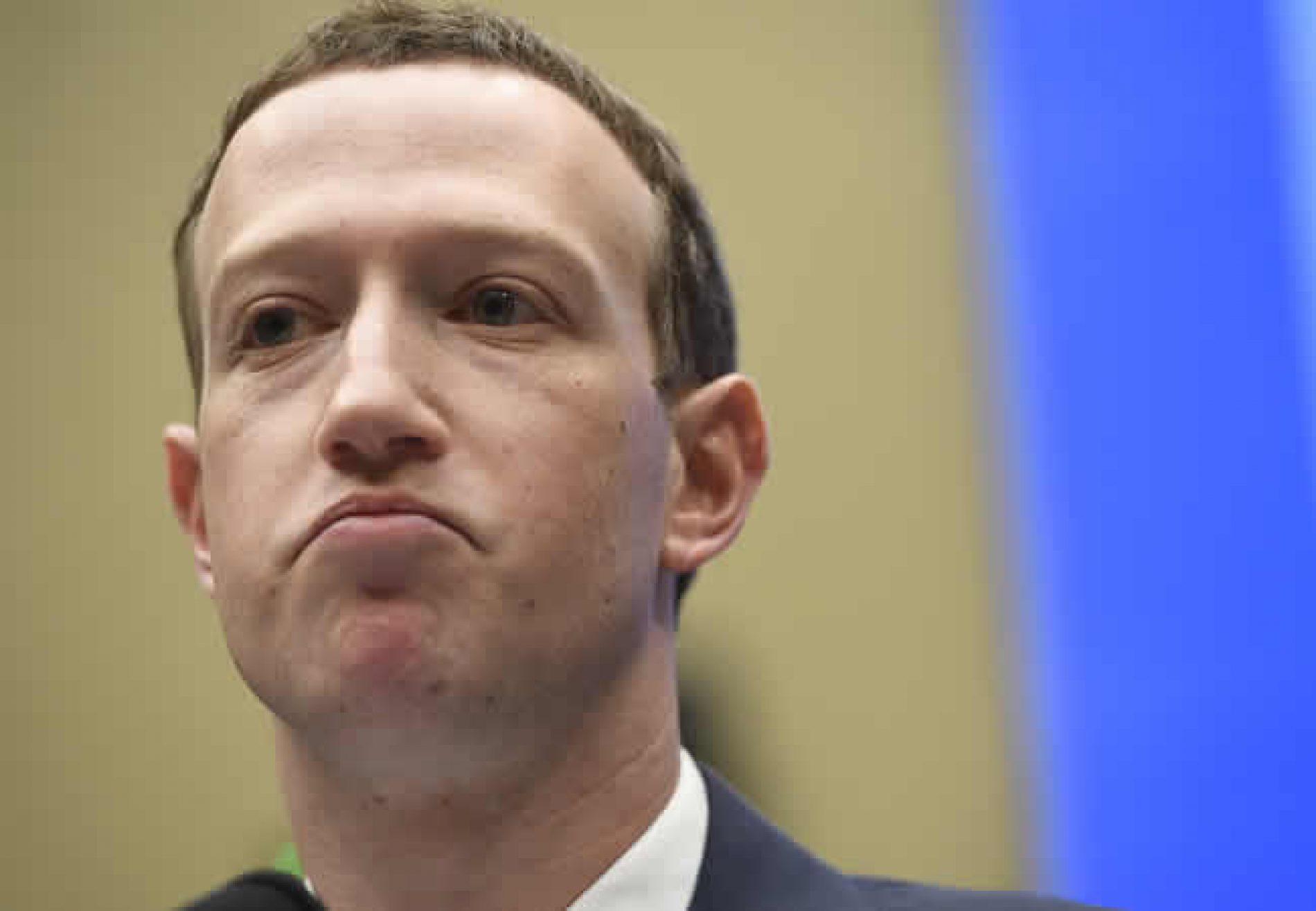 Facebook's Zuckerberg wants 'new framework' for digital tax