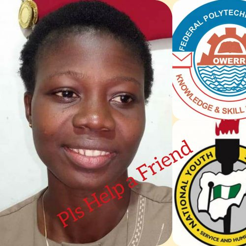 How Federal Poly Nekede rewarded me with Pains, tears after Graduation, seized my Result, stopped my NYSC —Ms Kalu Ndukwe Cries