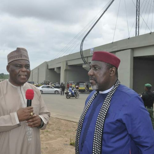 Background is no barrier to a Child's Future — Rochas Okorocha