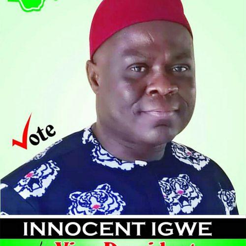 NUJ ZONE C: I Promise Massive Welfare, Capacity Building, Professionalism –Innocent Igwe.