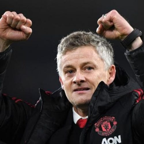Manchester United thrash Cardiff in Ole Gunnar Solskjaer's first game