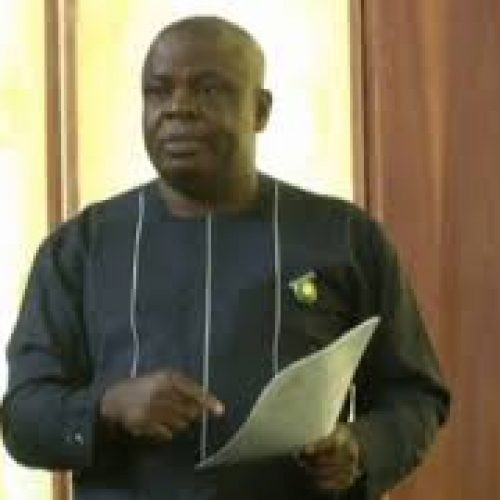 House of Reps member, Onyewinfe dumps APGA defects to PDP