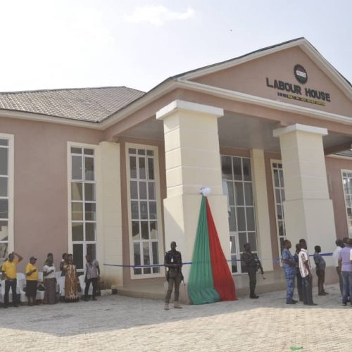 Imo NLC gets New Office Complex,  more from State Government.