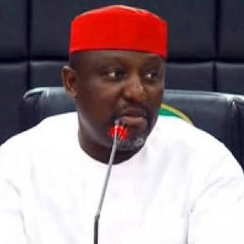 Gov Okorocha Urges Nigerians To Be Positive About 2019.  Says 2019 will Favour The Nation  More Than 2018
