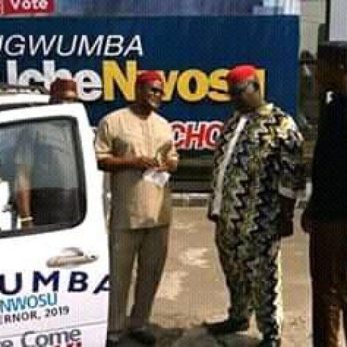 Finally, Chief Ugbaja gets reward from Imo Govt