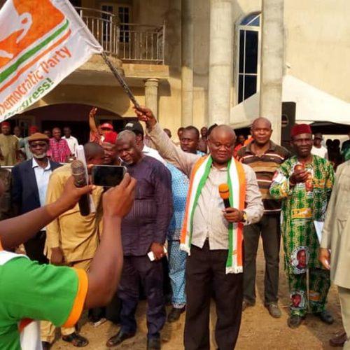Ihite Uboma, Obowo endorses Okey Ezeh for Imo Guber Race
