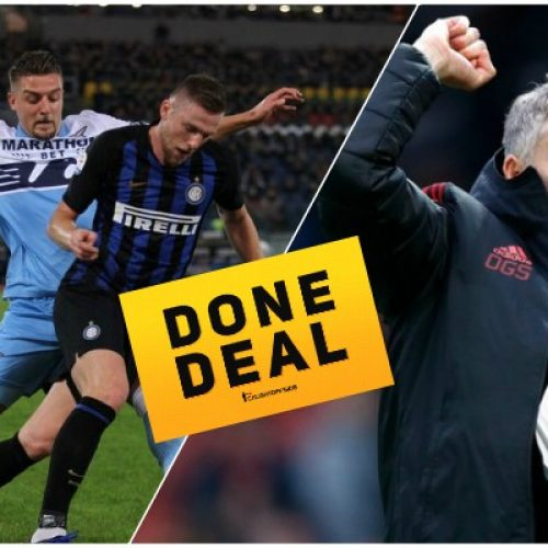 Confirmed Deal: Man-U on Brink of Completing €110m  double signing.