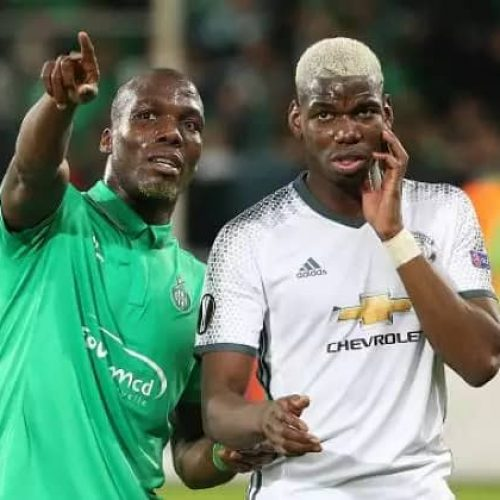 Mourinho was the problem  at Man United, says Pogba's brother