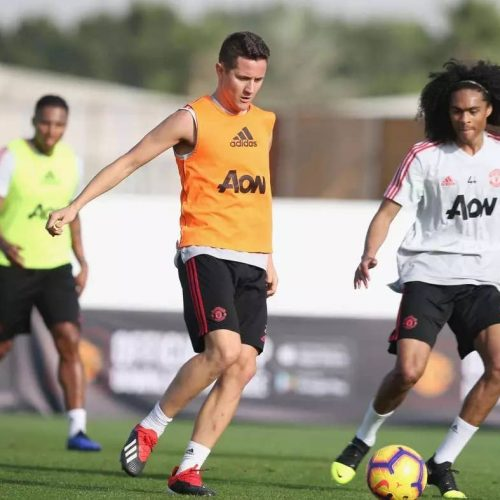 Man U Star, Ander moves to sign new deal after convincing Solskjaer