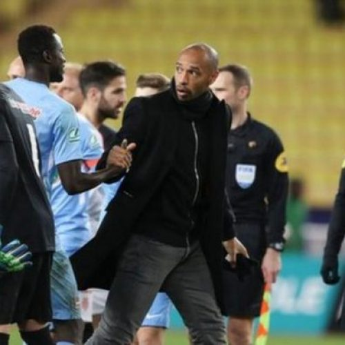 Jardim to Take Over from Thierry Henry After Monaco Sack