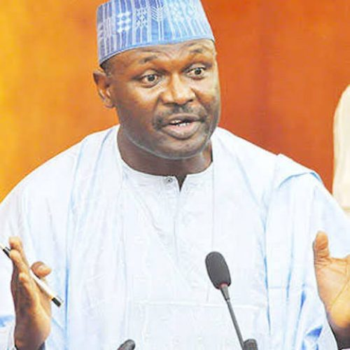 Politicians buying PVCs from voters – INEC chair