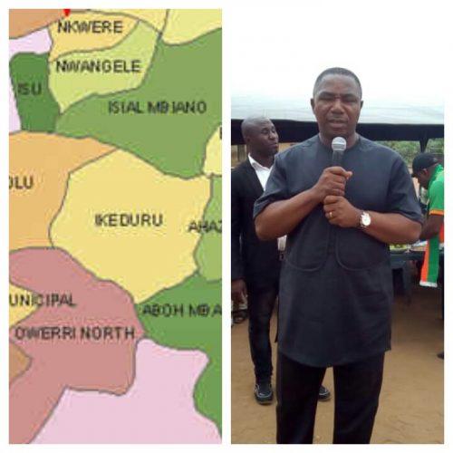Okey Ezeh: The Land Of Ikeduru Shall Yield Again.