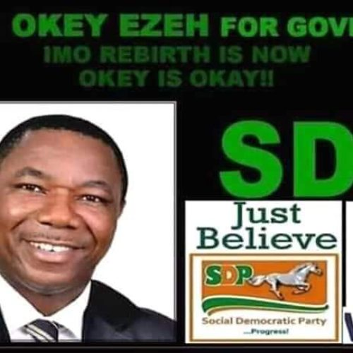 Imo 2019: Students Begin Prayers for Okey Ezeh