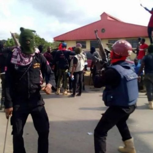 Unknown Gunmen Attacks, disrupts PDP Meeting in Kogi