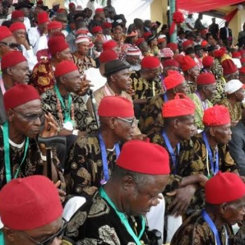 Imo Monarchs Mourn as Mbaise Traditional Ruler Passes Away.
