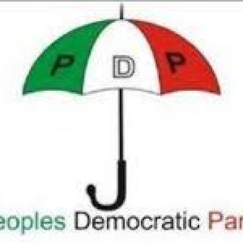 PDP holds Expanded Caucus Meeting, Monday