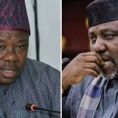 INEC Clears Air on Okorocha-Amosun Suspension from APC