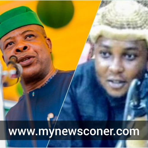 Speaker Imo Youth Parliament, Stanley-Smith Nwama Commends Gov Ihedioha on Purposeful Governance