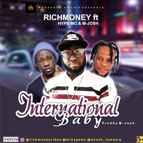 """I Will Release the Kind Of Song Every Artiste Both Will Want To Copy"" – Germany-based Afrobeat Star, Richmoney"