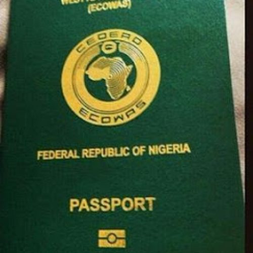 President Buhari Directs Production Of E-Passports