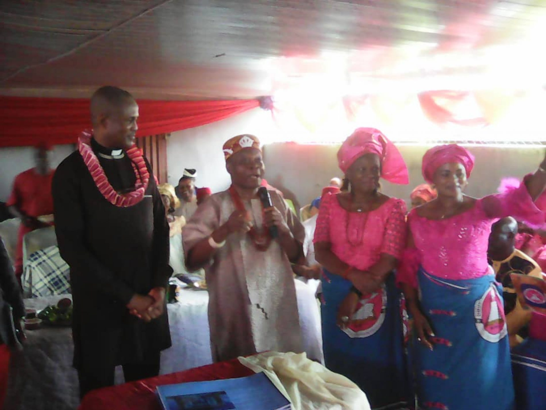 August Meeting: Umudibia Women Calls for Unity,  Assistance on Community Project