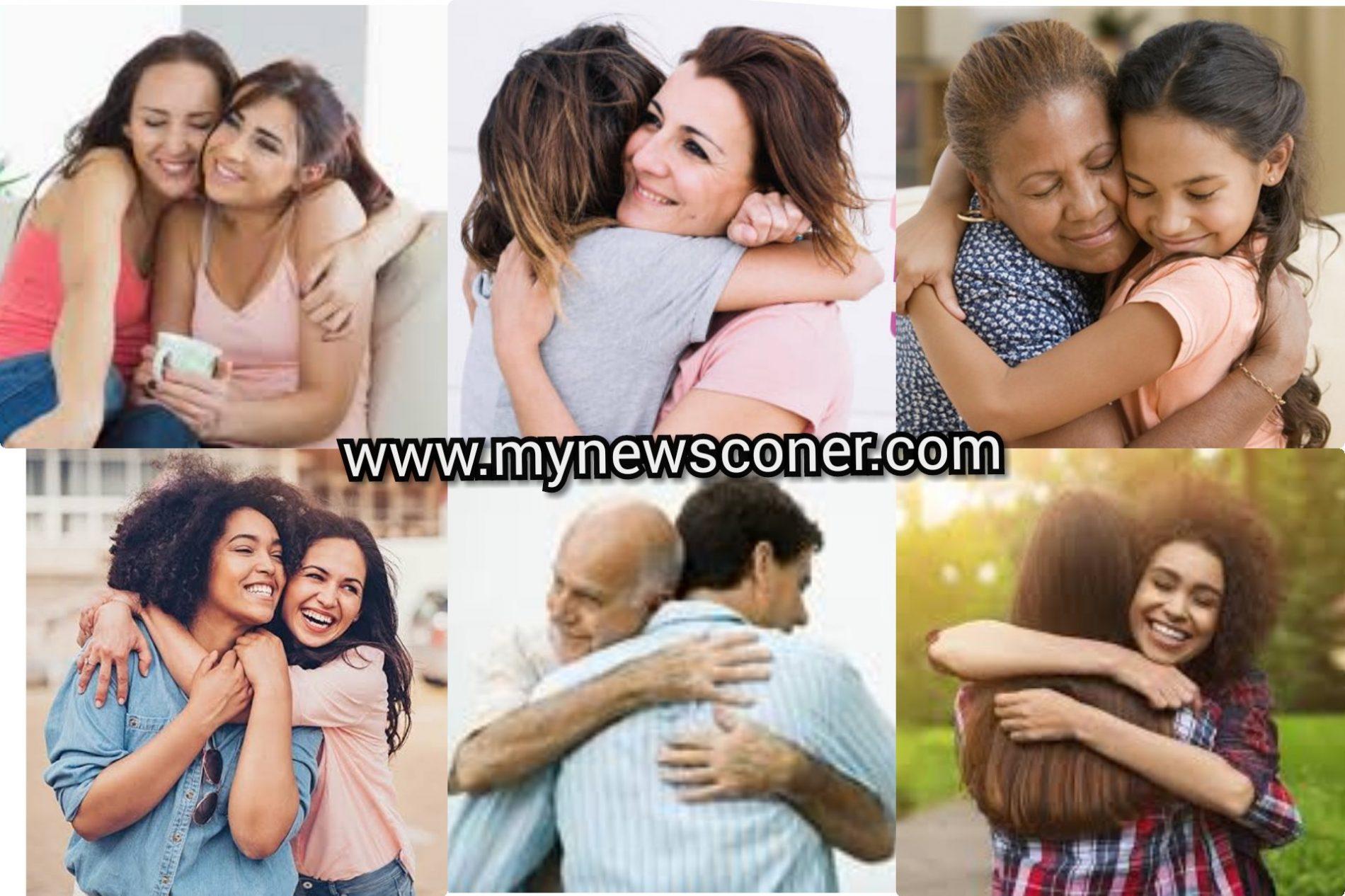 Why Human Needs Hug, Benefits Revealed