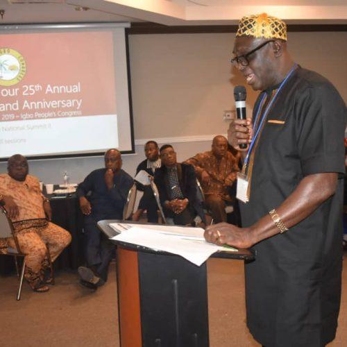 IGBO SECURITY: World  Igbo Congresss Partners ASETU