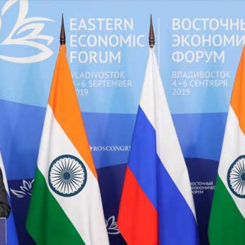 Russia, India To Boost Military, Trade Ties