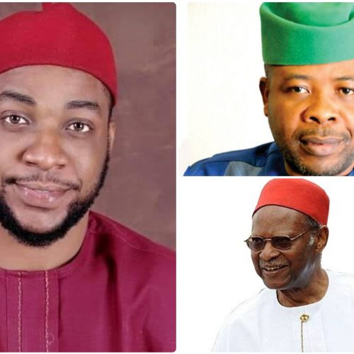 Governor Ihedioha, Anyaoku are Role Models to Youths, says Engr. Okoro