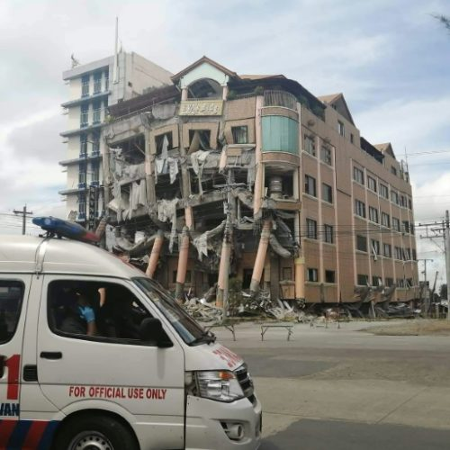 Third Deadly Quake in Weeks Hits South Philippines