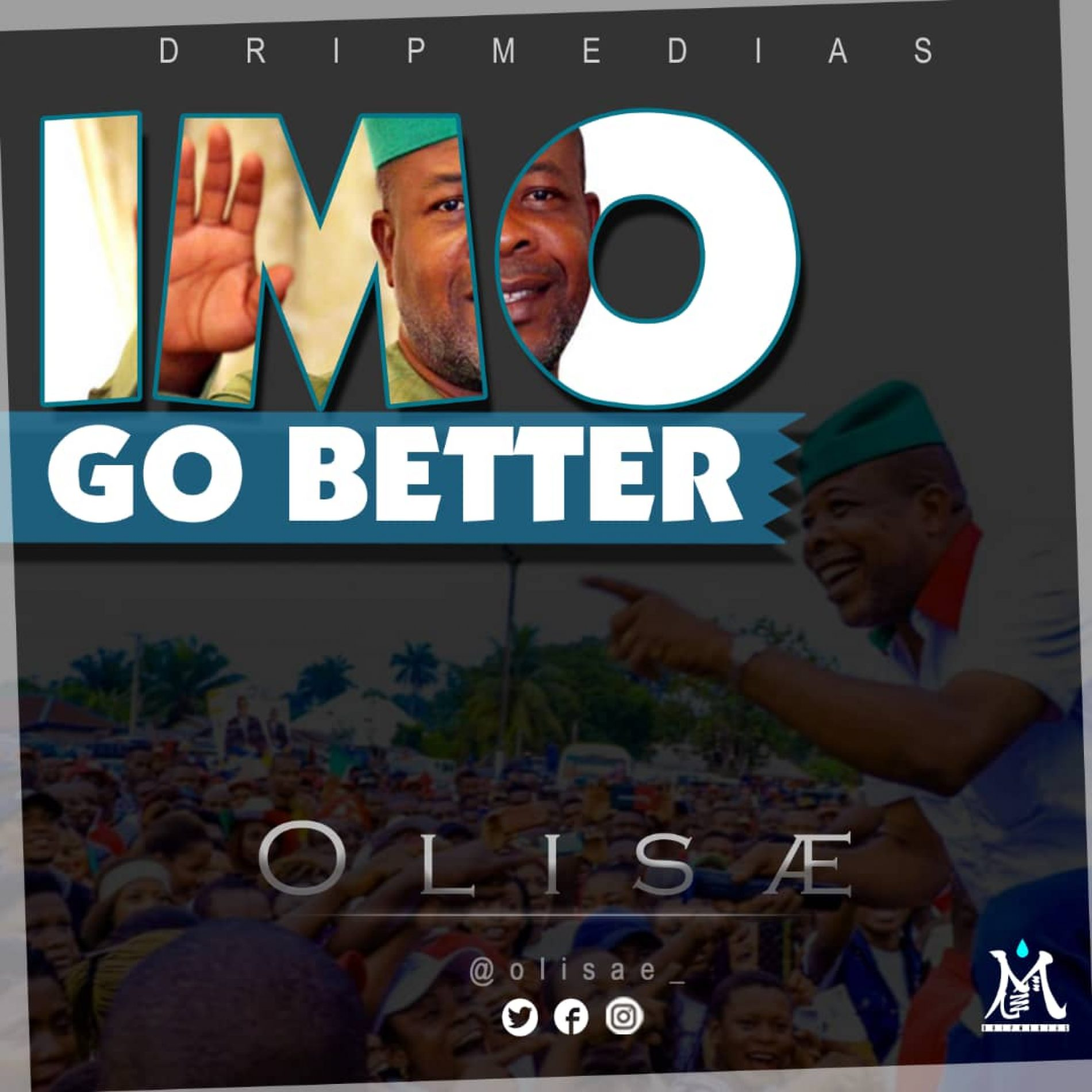 """Imo Go Better"": Olisae Dedicates New Song to Imo Govt, Imolites (Song)"