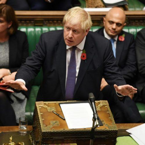 British MPs vote for December election to break Brexit deadlock