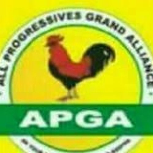 """We're Sorry""- Former Imo APGA Aspirants Begs Oye"