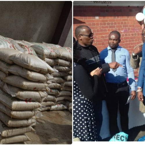 XMAS: NGOFORO Foundation Doles Out 500 Bags of Rice to Widows, Orphanages